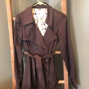 Women's Vertigo Paris Chocolate Brown Jacket